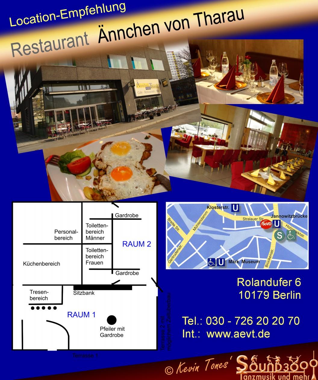geburtstag restaurant berlin